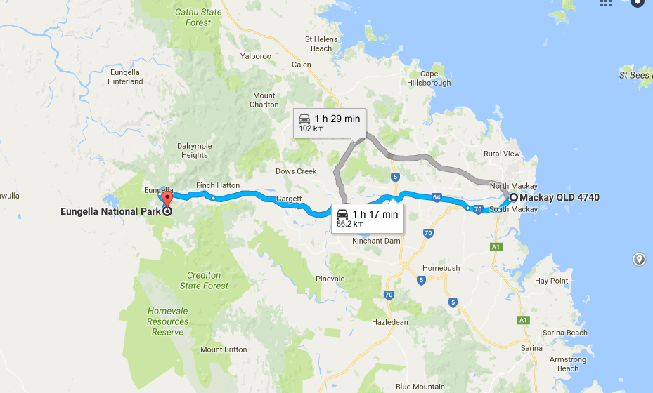 Eungella National Park - Caravanning Downunder